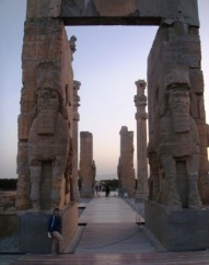 Memories of Babylon-Persepolis, Iran ©Rita Minassian