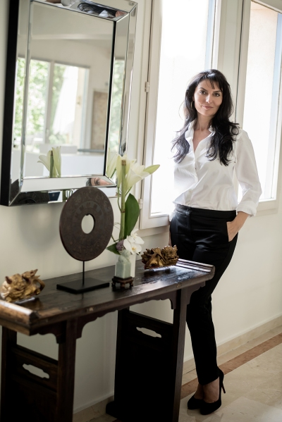 Rita Minassian Medium _ Space Energy Balance Interior design