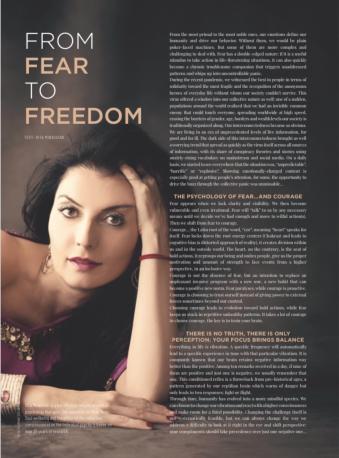rita minassian from fear to freedom